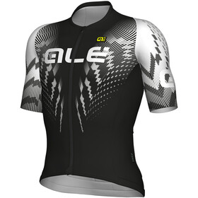 Alé Cycling R-EV1 Pro Race Kortärmad cykeltröja Herr vit/svart